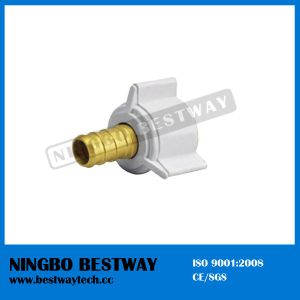 Female thread copper pipe pex fitting buy product on for Copper pipe to pex fitting