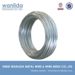 1.5mm soft annealed galvanized wire & elecro galvanized binding wire