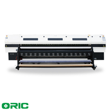 UV3204-G 3.2m UV Roll To Roll Printer With Four Ricoh Gen5 Print Heads