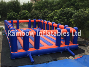 RB10022(12x8x2.2m) Inflatables Football court