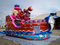 RB11016(8x4m)Inflatable Commercial Pirate Boat With Slide For Sale