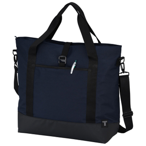 Personalized Denier Weekender Tote Promotional Travel bag