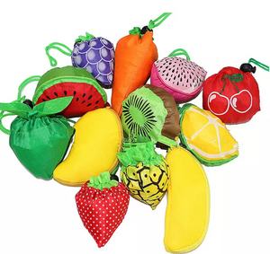380,000 Pieces Lovely Animal & Fruit Folding Shopping Bags finished!!