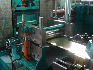 Hot sale hydraulic automatic two roll reversible hot rolling mill quotation