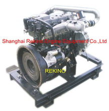 4JB1T series Natural gas engine 27-35KW
