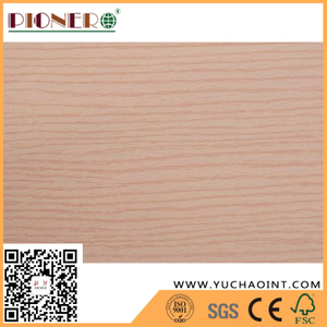 Colorful Polyester Plwood with Textured Surface