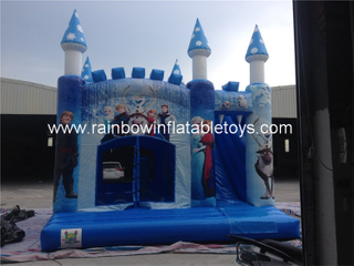 RB2015-1(4.5x5m) Inflatables Frozen Bouncy Castle