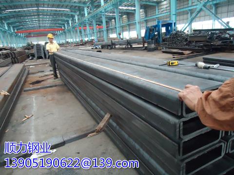 Steel sheet piles