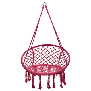 LG3006 Cotton Poly Hanging Swing Garden Swing Hamacas