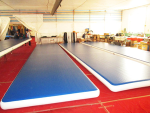 Double Wall Air Track Portable Tumble Track Air Track Gymnastics