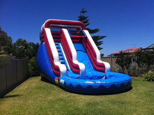 Inflatable Bermuda Blast Water Slide