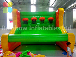 RB9033(5x3.5m)Inflatable Basketball Toss/Indoor Basketball Shooting Sport Game For Fun