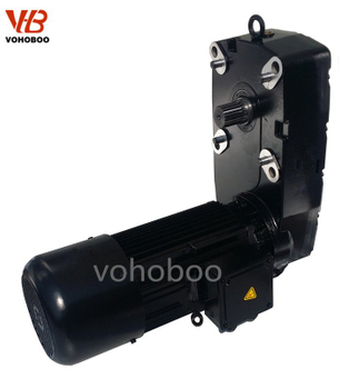 12.5Ton Hoist Lift Motor with gearbox