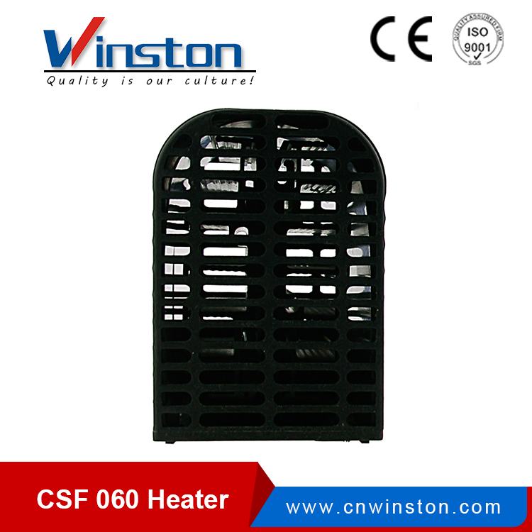 CS 060 fan Touch-safe electric industrial Heater