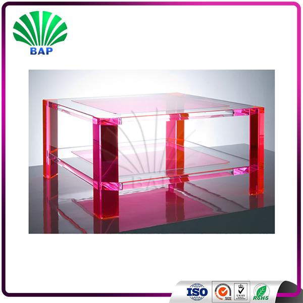 2017 Hot Sale Acrylic Living Room Furniture Lucite Coffee Table ...