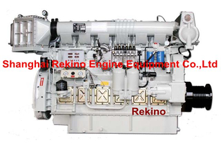 Zichai Z6170ZLCZ Medium speed marine main propulsion diesel engine (184HP-612HP)