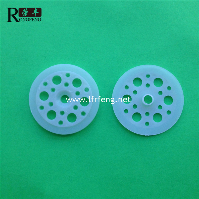 Disc of Split insulation nail