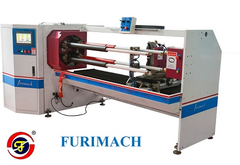 FD-1300 Four-shaft Auto Roll Cutting Machine