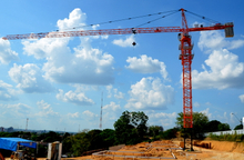 TOWER CRANE TC5010