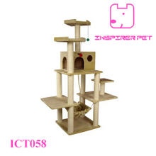 Deluxe Cat Tree Condo Furniture