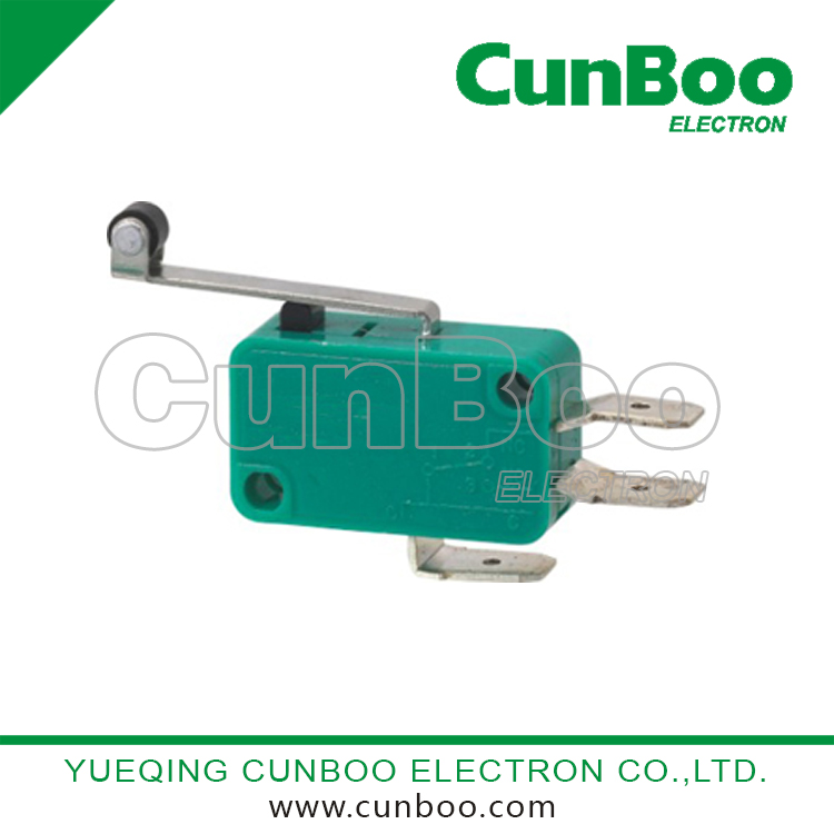 KW11AH04 external roller lever micro switch