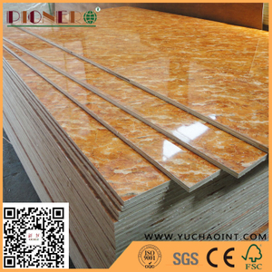 Good Price Environmental Melamine Plywood