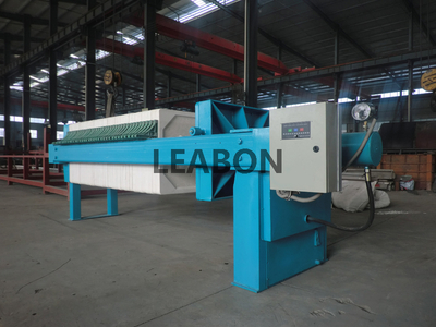 Automatic Hydraulic Pressing Filter Press for Sale