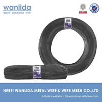 Q195 black annealed binding wire ( oil spraying )