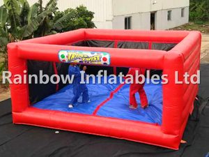 RB9127 ( 5x5x3m ) Inflatable Twister Games two in one
