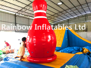RB9128 (2.5mH) Inflatables large bowling sport game