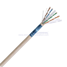 F/UTP CAT6 BC PVC CM Twisted Pair Installation Cable
