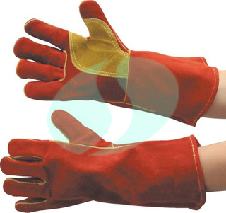 welding gloves (WCBR06)