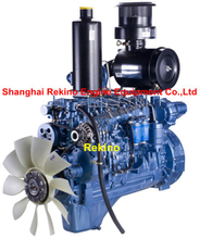 Weichai WP6G construction diesel engine for Road roller