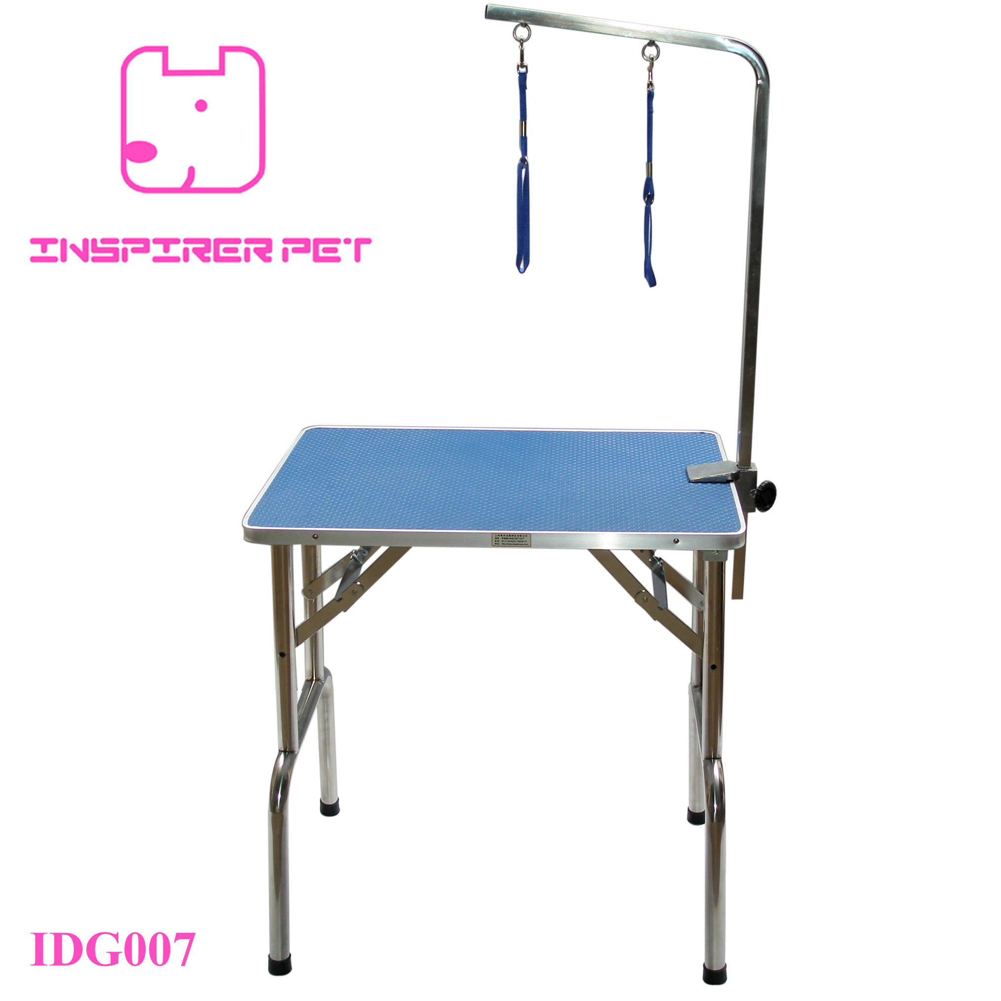 Dog Grooming Table Product : China stainless steel pet dog grooming table