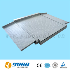 Model YDL Ultra Low Floor Scale with reversible ramps