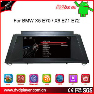car android for bmw X5/X6 touch screen car stereo OBD DAB+