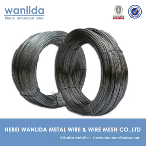 0.7 mm oil surface black binding wire ( China manufacture )