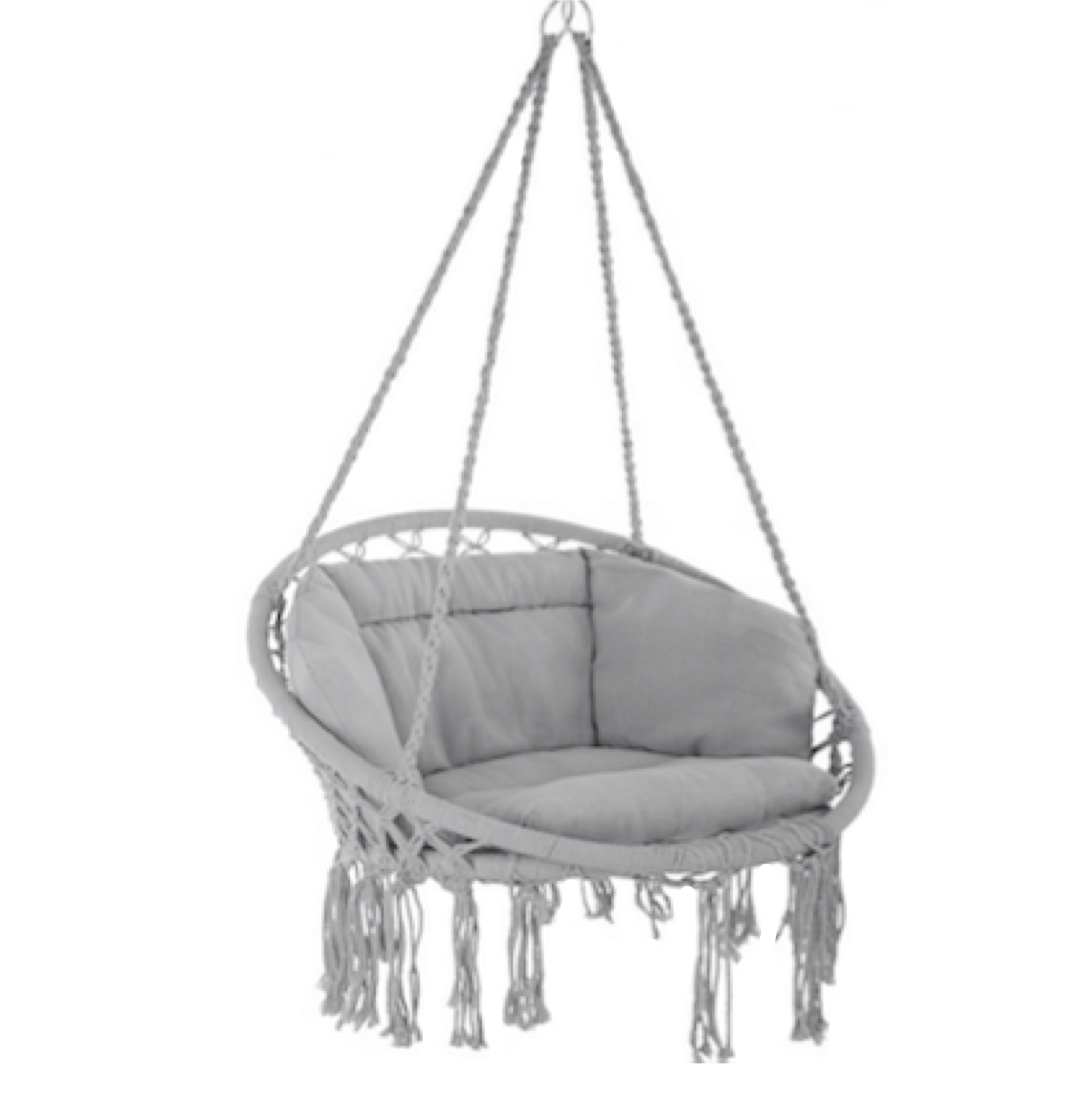 HOT SALES Swing Garden Handmade Polycotton Patio Swing Chair