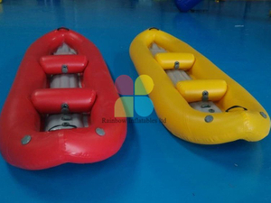 High quality inflatable water yacht fun water game for sale RB32060