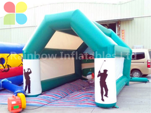 RB91008(3x4m)Inflatable Football Games Goal For Outdoor Sport Game