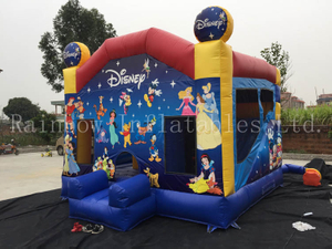 RB3019( 4x4m )Inflatables mickey mouse combo for kids