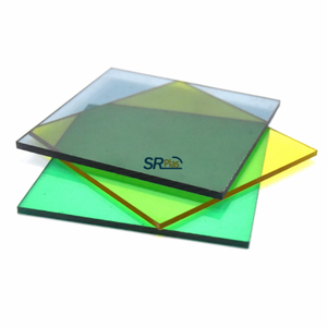 China Abrasion Resistant PC/Polycarbonate/Lexan Sheet Supplier - Buy