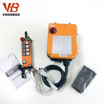 F24-8D telecrane radio industrial wireless remote control power switch F24-8D