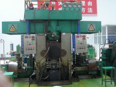 Hot sale hydraulic auto cold big rolling mill making machine