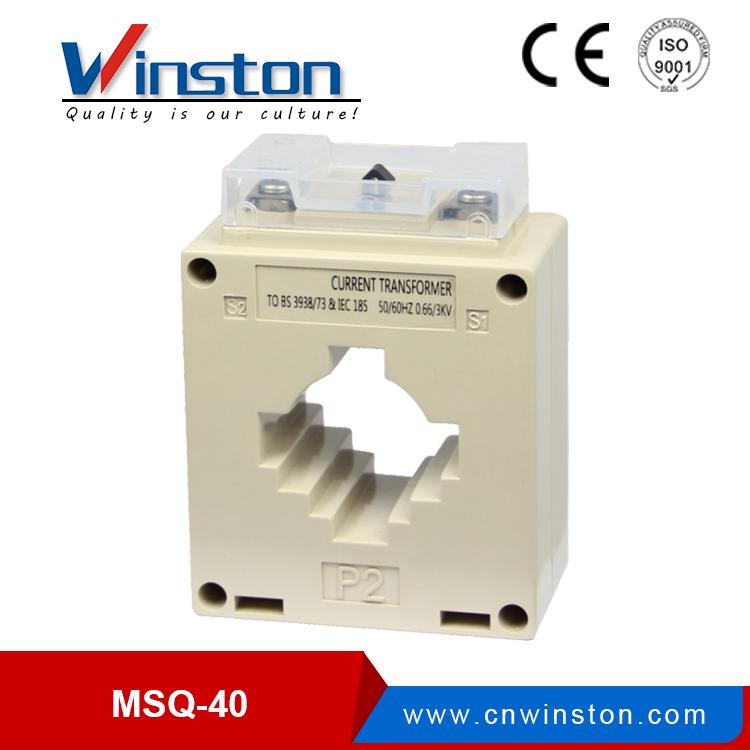 High Efficiency MSQ-40 Split Coil Electric Current Transformer - Buy ...