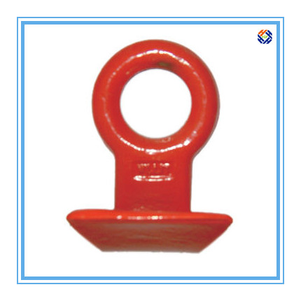 CE/ISO 9001 Alloy Steel Clevis Grab Hook, 330, Hot-DIP Galvanized