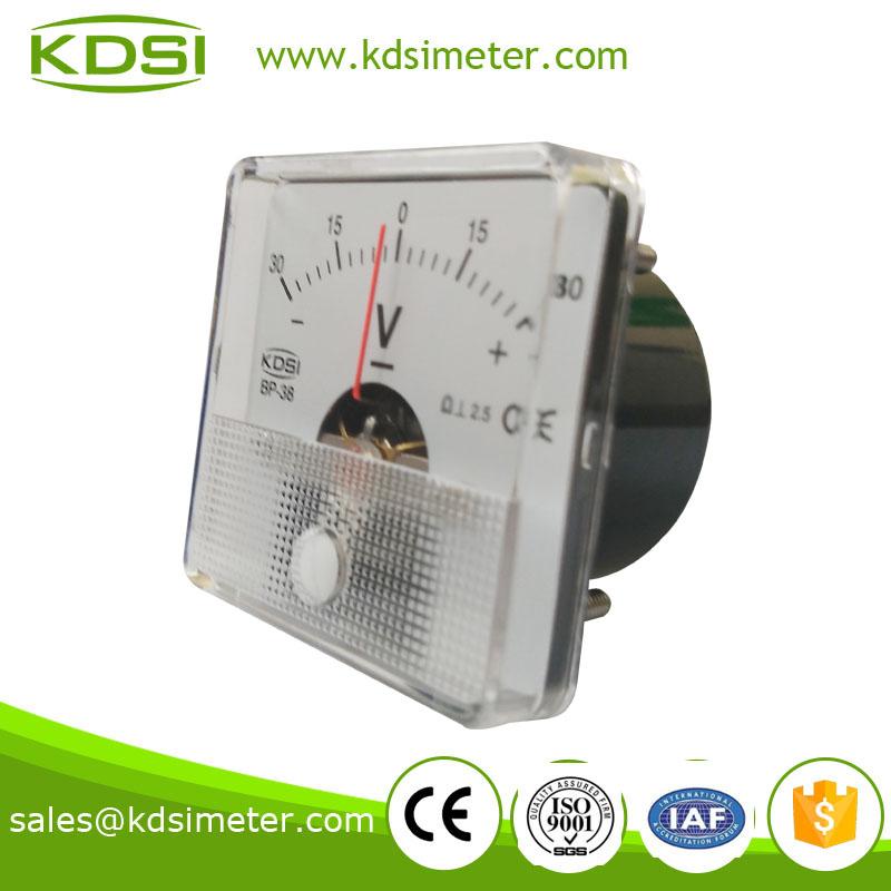电压测量仪表