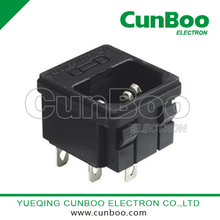 AC-05 inlet AC Power Socket with fuse