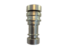 14/18mm Male/Female Domeless Titanium Nail