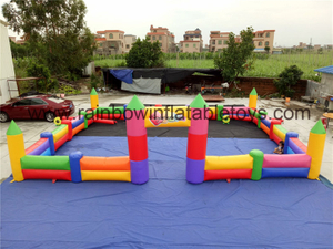 RB20024-2(10.2x8m) Inflatable Sports Fence/Inflatable Fence For Outdoor Games